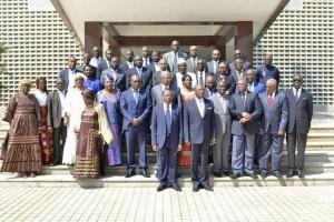 1 Conseil des ministres