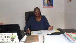 Madame Kouyaté Aminata, Directrice nationale de l'emploi des Jeunes : « notre mission consiste à s'assurer que l'environnement de façon générale contribue à la création d'emplois ».